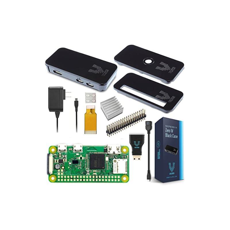 Vilros Raspberry Pi Zero W Basic Starter