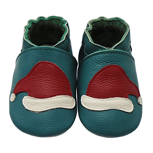 Babies Leather Pram Shoes - 9