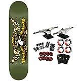 Anti Hero Skateboard Complete Classic Eagle Army 8.38''