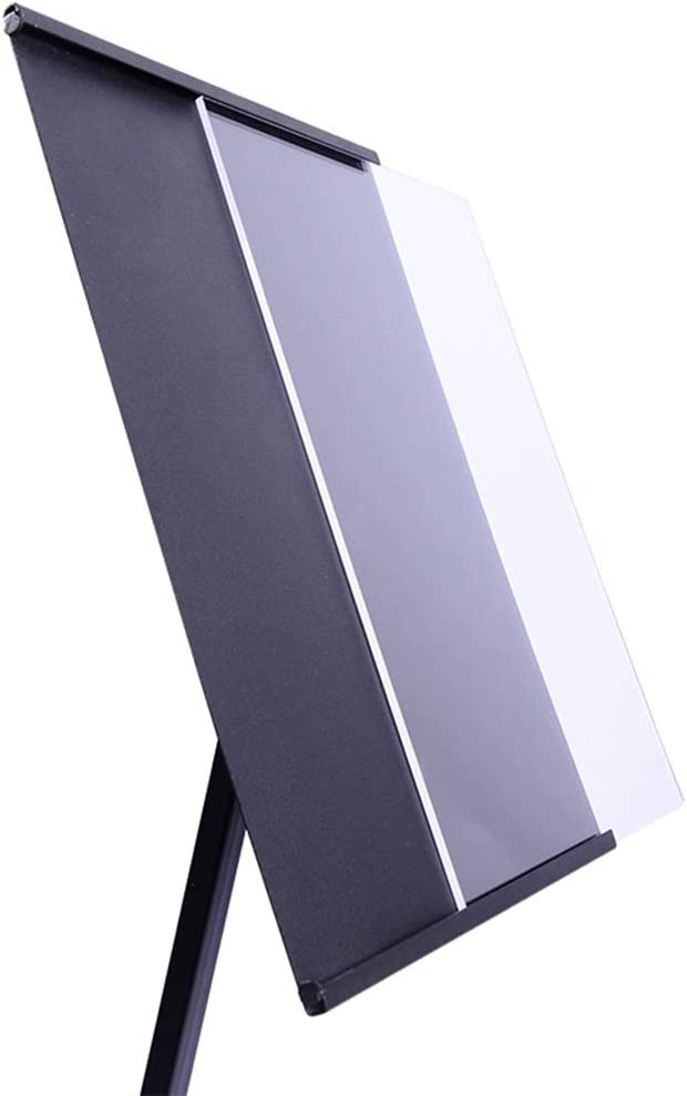 KT Board Display Stand A3 Floor-Standing Propaganda Stand Various Occas Poster Stand Advertising Display Stand LIYONG Poster Stand Advertising Rack Shopping Malls Suitable for Restaurants