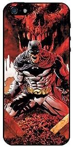 Batman death Marvel Comics G3 Case For Samsung Galaxy S3 i9300 Cover S and Case For Samsung Galaxy S3 i9300 Cover