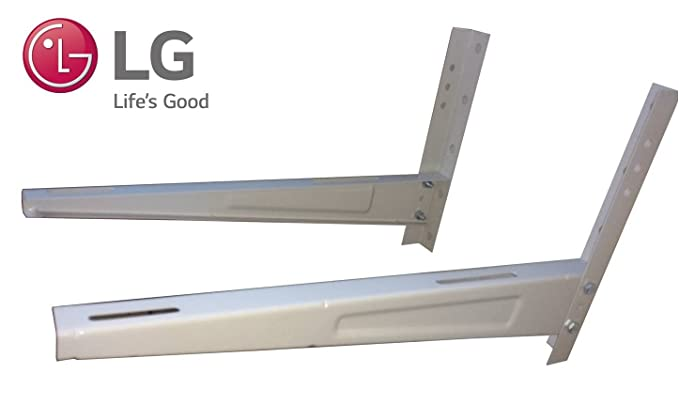 LG Split Air Conditioner Outdoor Rolled GI Steel Unit Mounting Bracket/Stand