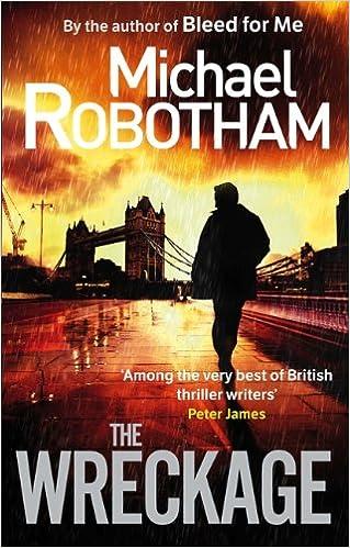 Amazon Wreckage 9780751541106 Michael Robotham Books