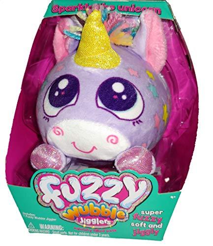 Fuzzy Wubble Jigglers (Sparkle The Unicorn)