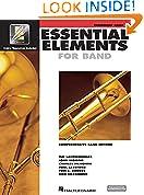 #5: Essential Elements 2000: Book 2 (Trombone)