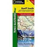 Banff South (National Geographic Trails Illustrated Map, Band 900)