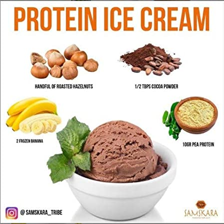 Proteina de Guisante (84%) en Polvo de Agricultura Ecológica BIO, vegetal sabor neutro aislado SAMSKARA (1kg- mezcla superfood Maca, Cacao, Acai y ...