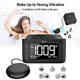iLuv Time Shaker 6Q Wow Qi-Certified Fast 7.5/10W
