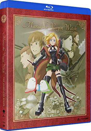 - Maria the Virgin Witch: The Complete Series [Blu-ray]