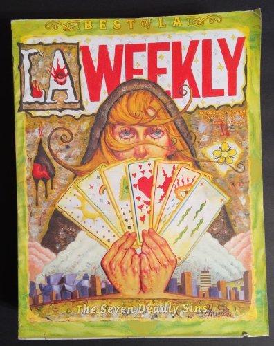 LA Weekly BEST OF LA 2004 October 8-14 The Seven Deadly Sins Ultra Rare 348 Pages LA Weekly 3861 Sepulveda Culver City - 90230 Culver City