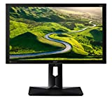 Acer CB241H bmidr 24' Full HD Monitor with Tilt/Swivel/Pivot/Height Adjustment and Built-in Speakers