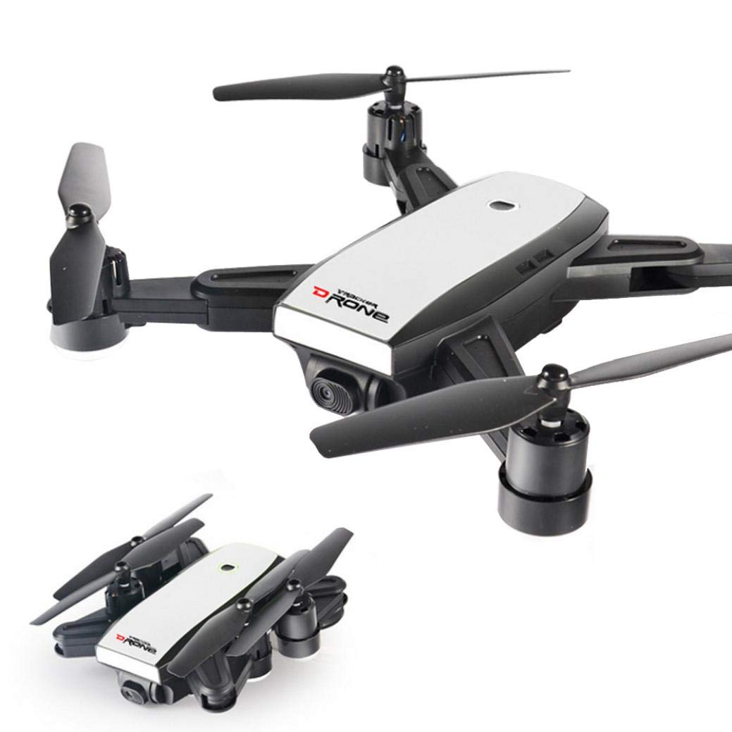 Bovake Drohne LH-X28GWF Dual GPS FPV Drone Quadcopter with 720P HD Camera Wifi Headless Mode