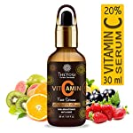 The Yogi Vitamin C Serum for face Whitening, Pigmentation, Glowing, Oily Skin, Acne Scars,Brightening,Fairness,Anti…