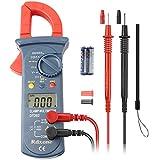 Digital Clamp Meter,Rdxone Auto-Ranging Multimeter AC/DC Voltmeter Ohmmeter Amp Meter with Voltage, AC