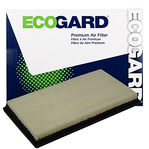 ECOGARD XA3592 Premium Engine Air Filter Fits Ford Ranger, Explorer, Taurus, Aerostar, Windstar / Mercury Sable / Ford Bronco II / Mazda B4000, B3000, B2300 / Lincoln Continental / Mazda Navajo ()