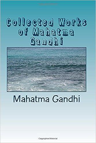 Book Collected Works of Mahatma Gandhi