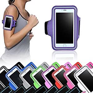 ZCL Sport Type Full Body Sports Armband for iPhone 6 Plus (Assorted Colors) , Black