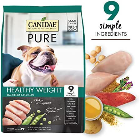 Dog Food: CANIDAE Pure Healthy Weight