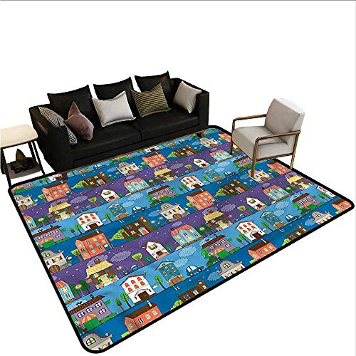 Urban,Floor Mat Home Decoration Supplies 60