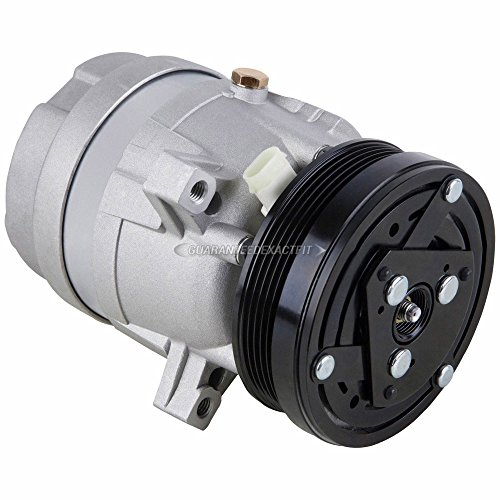 New Premium Quality AC Compressor & A/C Clutch For Chevy Olds Pontiac And Buick - BuyAutoParts 60-00976NA New