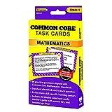 EDUPRESS COMMON CORE MATH TASK CARDS GR 4 (Set of 12)