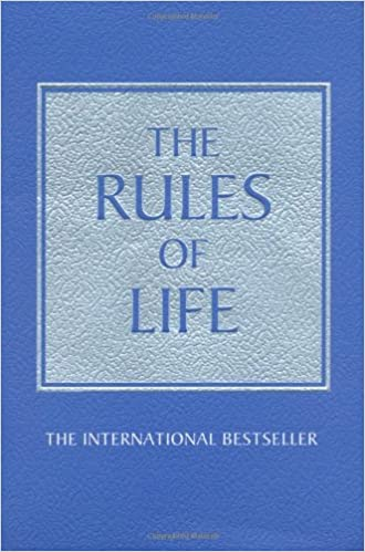 Rules Of Life Book