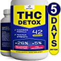 Total Herbal Cleanse - Natural Detox in 5 Days - Liver&Kidney Toxin Remover - Vegetarian Capsules