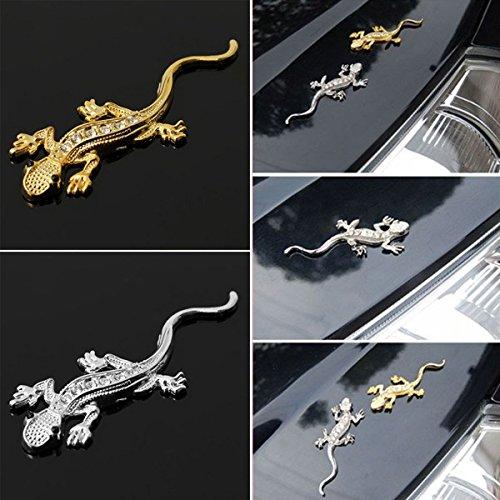 metal car emblem adhesive - 8