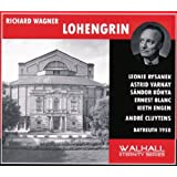 Lohengrin (Walhall Eternity Series)