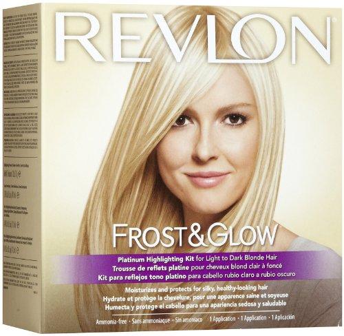 Revlon Frost Glow Platinum Ounce