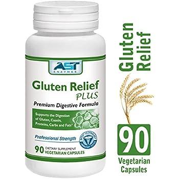 Amazon.com: NOW Supplements, Gluten Digest with BioCore DPP ...