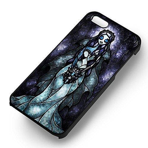 Corpse Bride Glass Art pour Coque Iphone 6 et Coque Iphone 6s Case (Noir Boîtier en plastique dur) K2T4VO