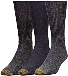 Men's Fluffies 3 Pack Casual Socks