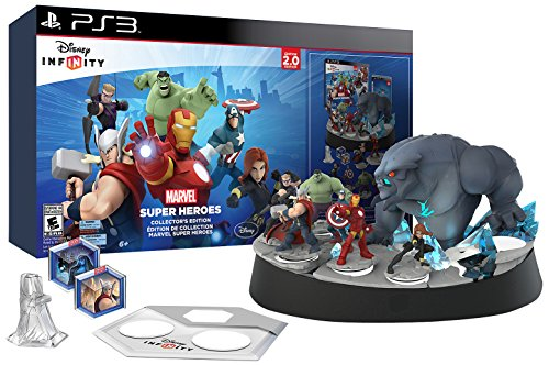 Disney INFINITY: Marvel Super Heroes (2.0 Edition) Collector's Edition - PlayStation 3 by Disney Infinity