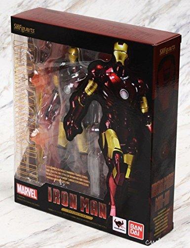 Bandai S.H.Figuarts Iron Man Mark 3