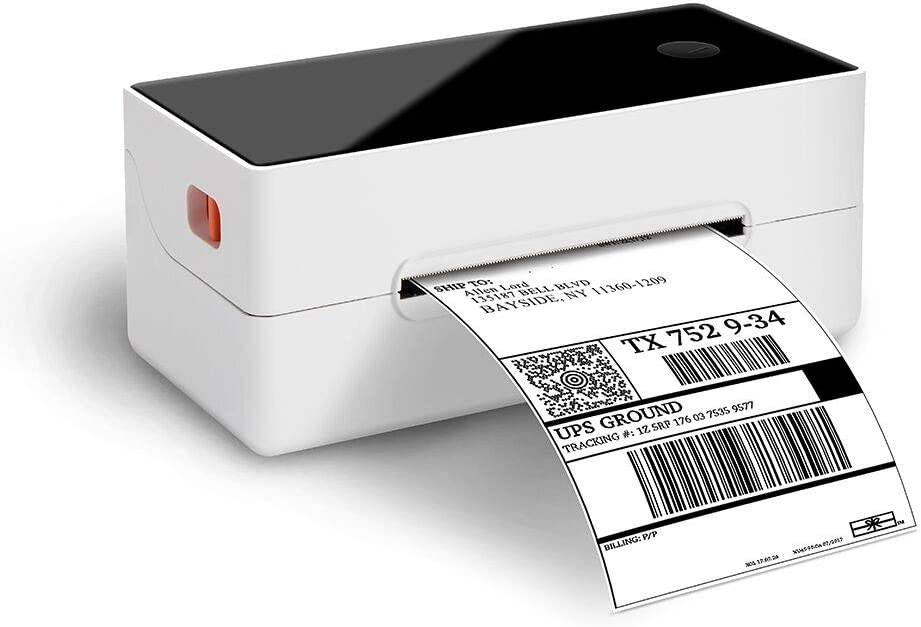 Phomemo Label Printer, 4''×6'' Label Printer High Speed Printing at 150mm/s Thermal Printer, Compatible with UPS, FedEx, Amazon, Ebay, Etsy, Shopify,etc