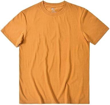 iMyoung Super Premium - Camiseta de Manga Corta (230 g, 100% algodón), Color Blanco: Amazon.es: Ropa y accesorios