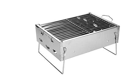 YsinoBear Grueso de Acero Inoxidable Portable Grill Hogar ...