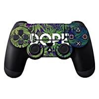 MightySkins Skin Compatible with Sony PS4 Controller - Dope | Protective, Durable...