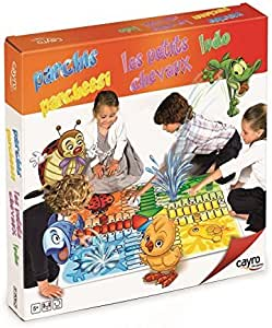 Cayro 100 x 100 cm Giant Ludo by Cayro: Amazon.es: Juguetes y juegos