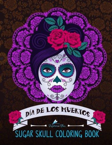sugar-skull-coloring-book-dia-de-los-muertos-a-unique-white-black-background-paper-adult-coloring-bo