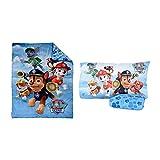 Paw Patrol 3 Piece Toddler Bedding Set