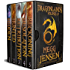 Dragonlands Omnibus: Hidden, Hunted, Retribution, Desolation, and Reckoning