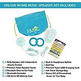 Womb Music Deluxe Pregnancy Headphones