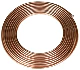 Cambridge-Lee 1250 Reading Copper Refrigeration Tubing Type'' R'' 1/2'' Od. X 50 ' 0.032 Wall T