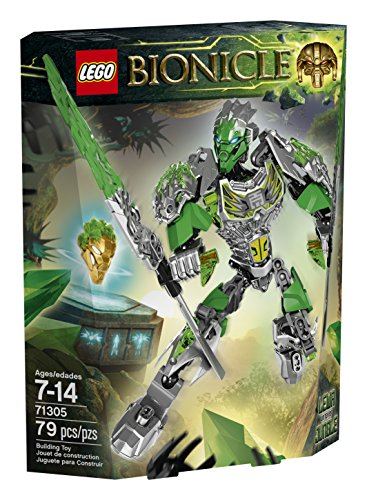 LEGO Bionicle Lewa Uniter of Jungle 71305 (Discontinued by manufacturer) -