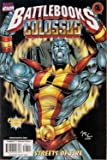Colossus Battlebook: Streets of Fire; Dec. 1998