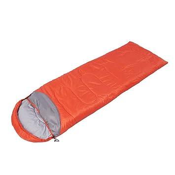 RFVBNM Saco de dormir ultraligero adulto al aire libre para adultos Saco de dormir camping camping forro polar Saco de dormir para camping: Amazon.es: ...