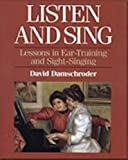 Listen and Sing 1st Edition