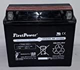 (1) FirstPower YTX20L-BS For Walmart ES20L-BS Battery offers